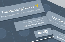 IBM Planning Analytics Top-Ranked by BARC