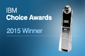 DataClarity Wins 2015 IBM Choice Award for Top Business Partner in Marketing Excellence - North America