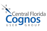 Central Florida Cognos User Group, February 17, 2015, Tampa, FL
