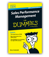 Sales Performance Management for Dummies