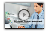Finance Operations with Cognos Disclosure Management