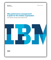 Why Performance Management? A guide for the midsize organizations