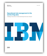Risk Management in the World of Big Data