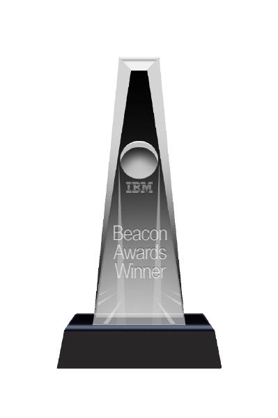DataClarity Corporation - IBM Beacon Award