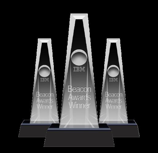 DataClarity Corporation - IBM Beacon Awards