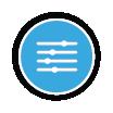 Icon - IBM SPSS