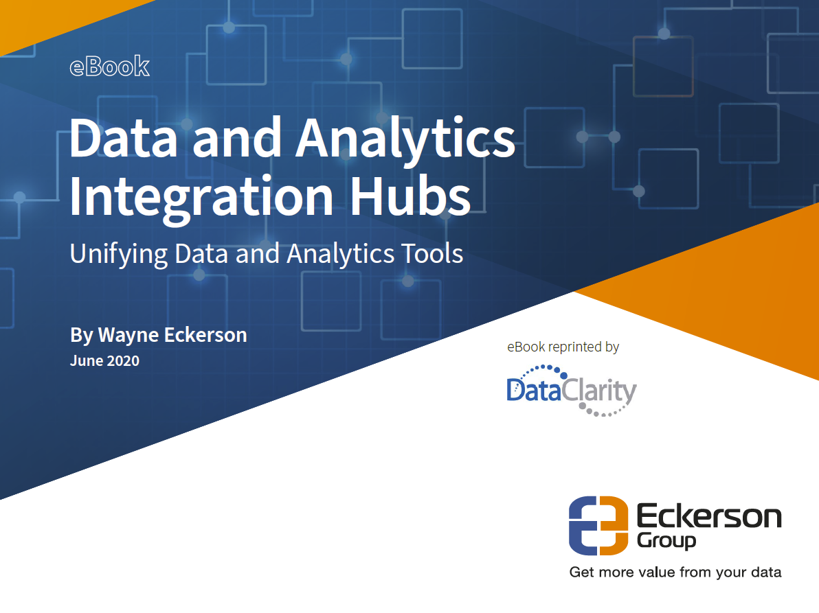 Data and Analytics Integration Hubs eBook