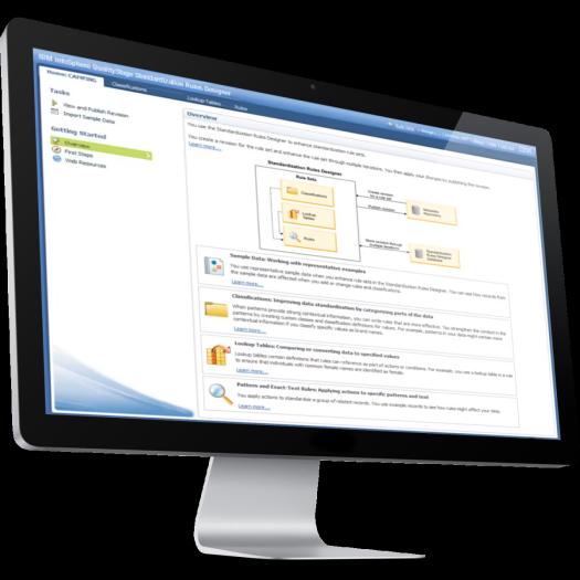 InfoSphere QualityStage