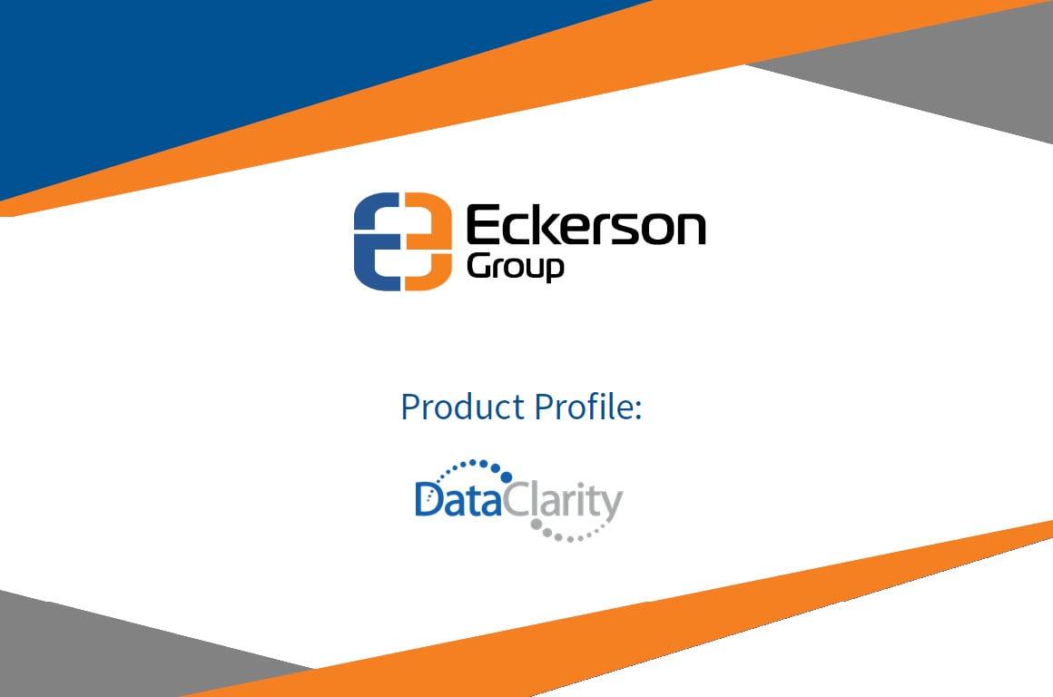 DataClarity Product Profile