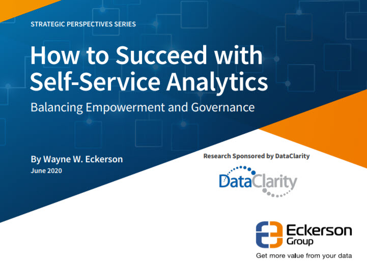 How to Succeed with Self-Service Analytics eBook